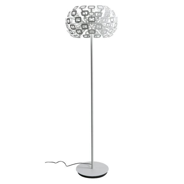 Lampadar Redo Nova LED 510mm - alb mat