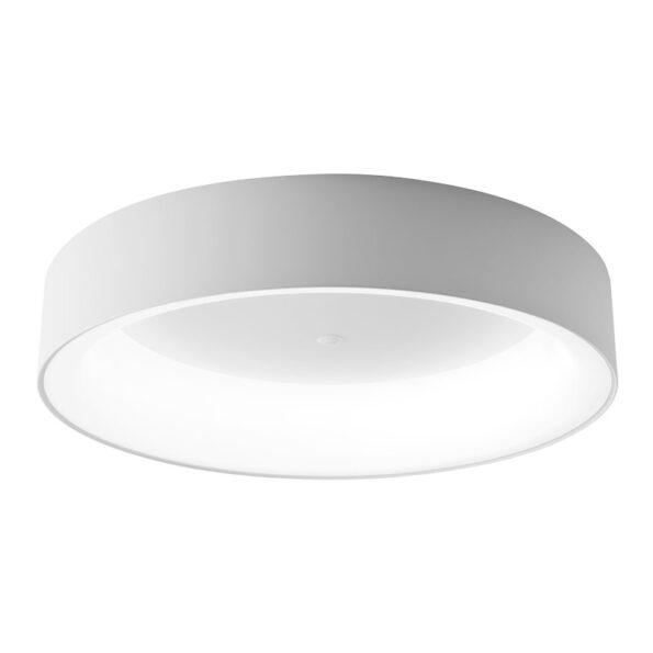 Plafonieră Redo Bond LED 650 mm - alb mat, galben mat, negru mat
