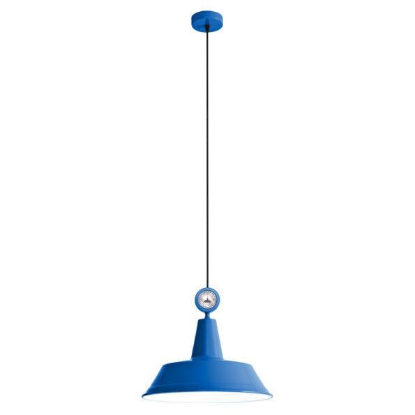 Suspensie Redo Factory 350mm - albastru