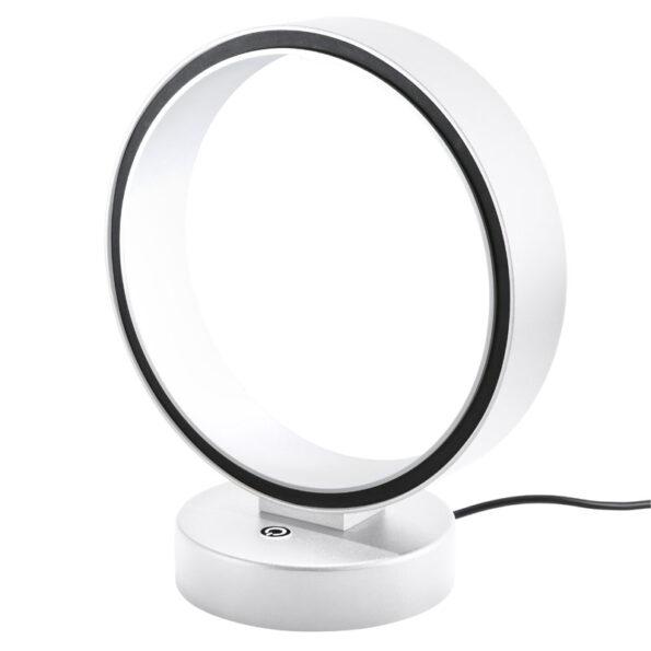Veioză Redo Atomo LED 185mm - alb mat