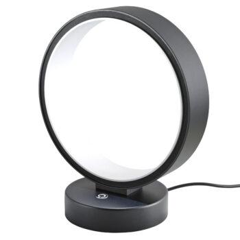 Veioza Redo Atomo LED 185mm - negru mat