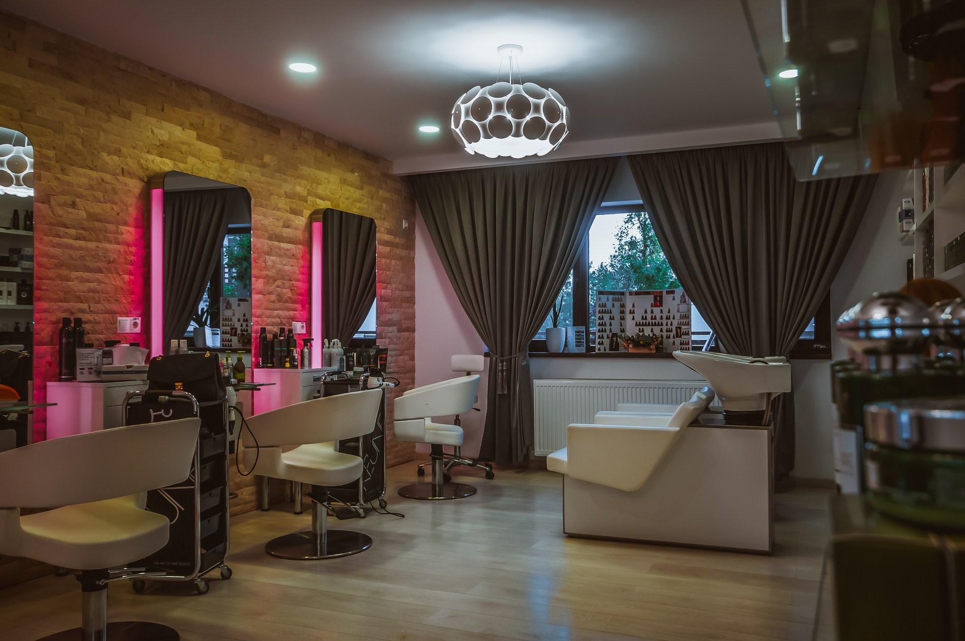Proiect iluminat Annora Lighting - Salon Vanity Studio Brasov