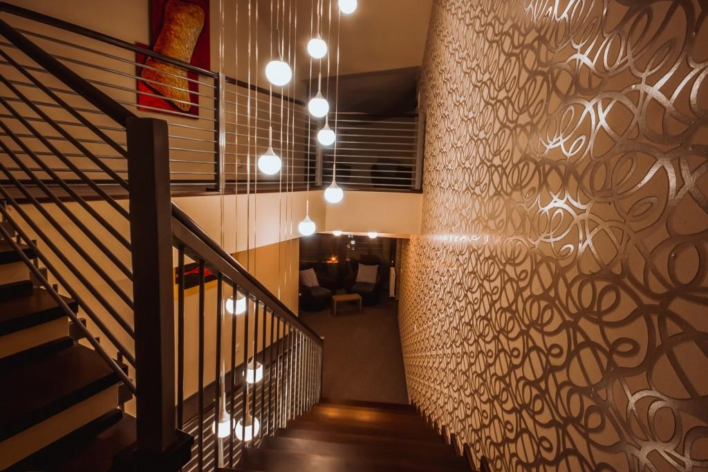 Proiect iluminat Annora Lighting -Pensiunea Pietrele lui Solomon Brasov