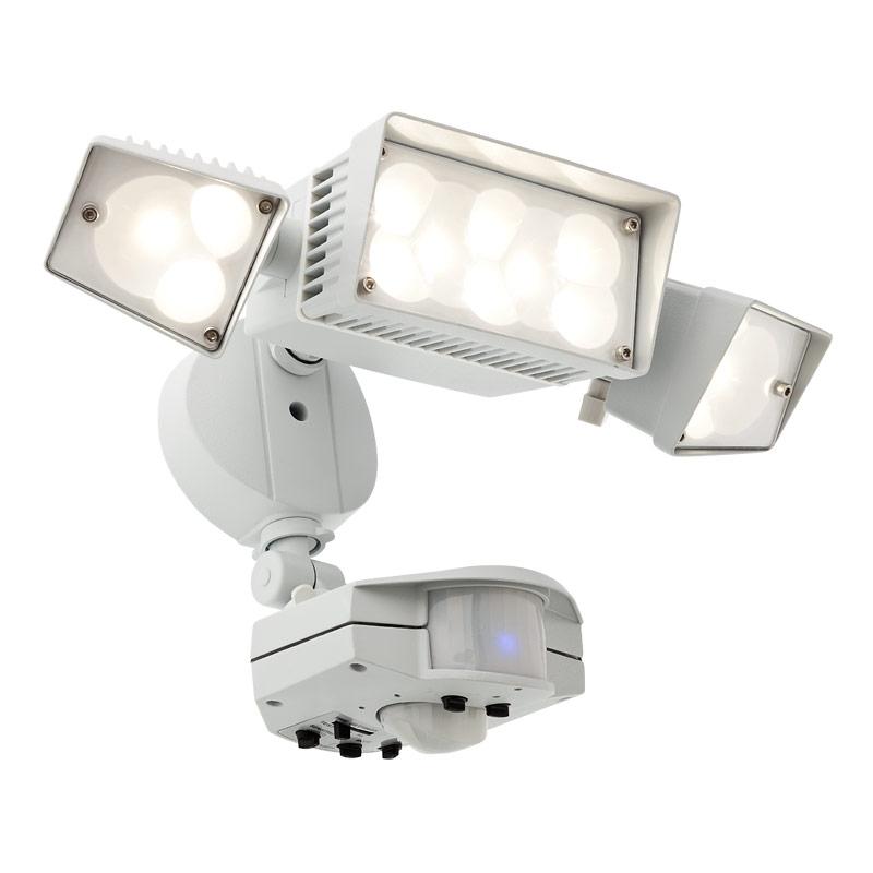 Proiector Iluminat Exterior Cu Senzor Redo Droid L