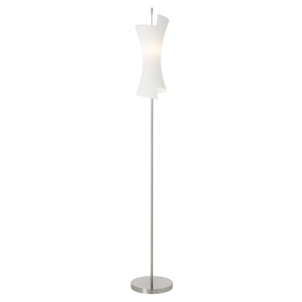 Lampadar Redo Silhouette 01-718 alb opal 280mm
