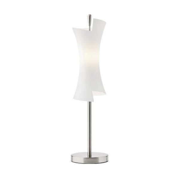 Veioza Redo Silhouette alb opal 01-717 160mm