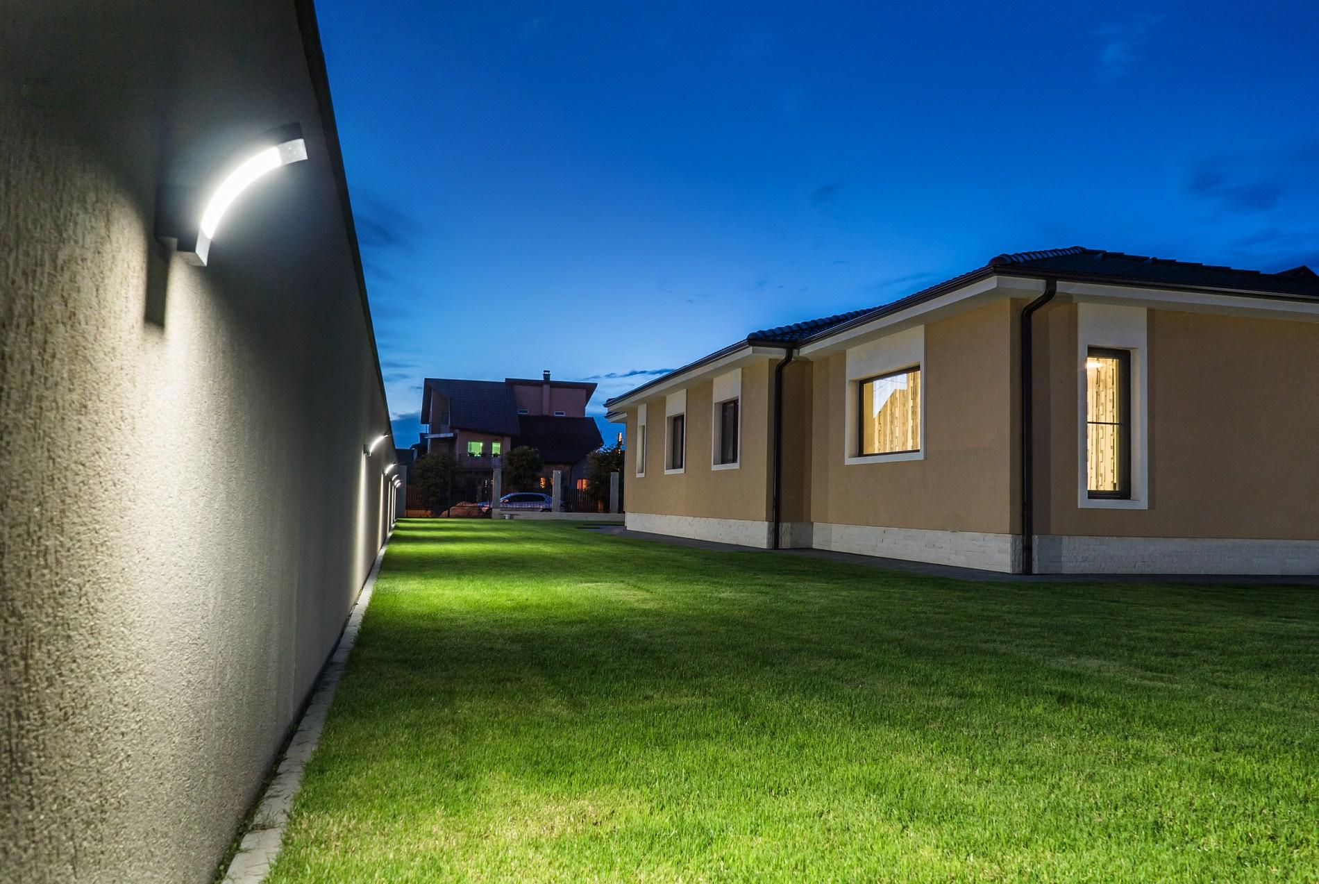 Proiect iluminat exterior Annora Lightiing