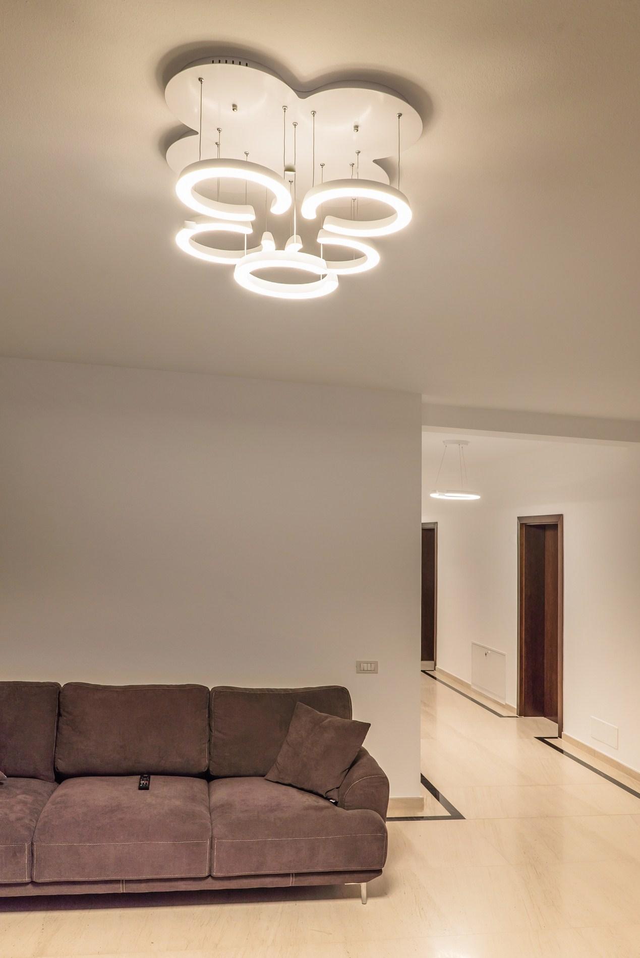 Proiect iluminat interior Annora Lightiing