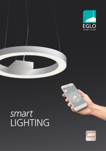 EGLO SMART LIGHTING - cover page catalog