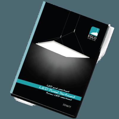 Catalog iluminat Eglo LED panel assortment