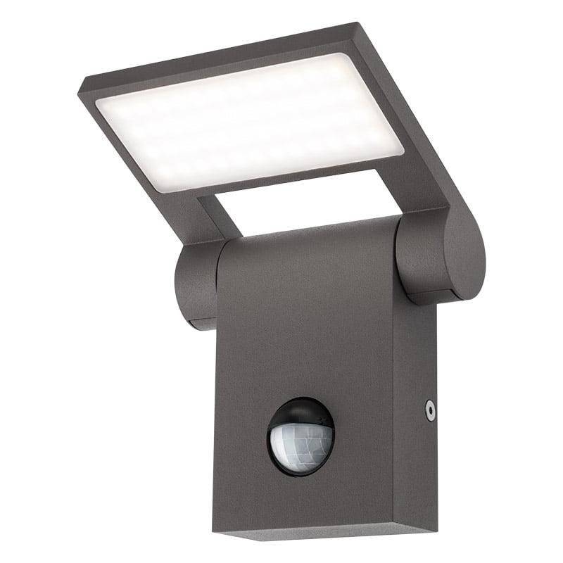 Aplică Iluminat Exterior Led Redo Varial  Senzor Prezență  Crepuscul