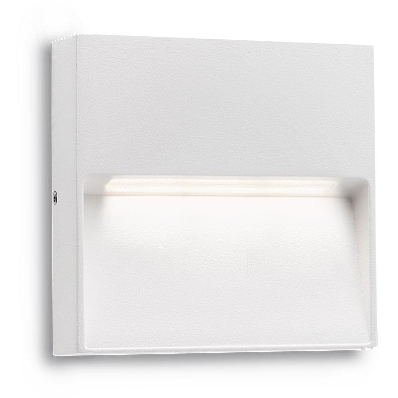 Aplică Pentru Iluminat Exterior Led Redo Even Pătrată  100mm
