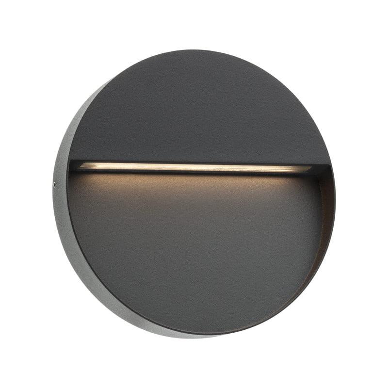 Aplică Pentru Iluminat Exterior Led Redo Even Rotundă  215mm