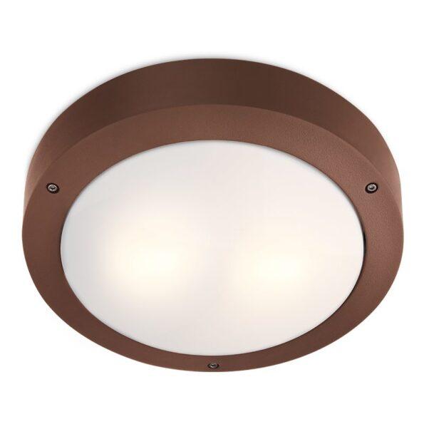 Aplică – plafonieră pentru iluminat exterior Redo UBLO 350mm