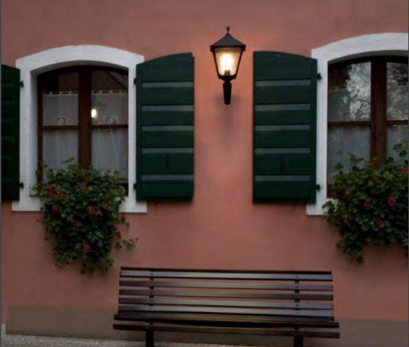 HEIDELBERG REDO - aplice stalpi iluminat exterior
