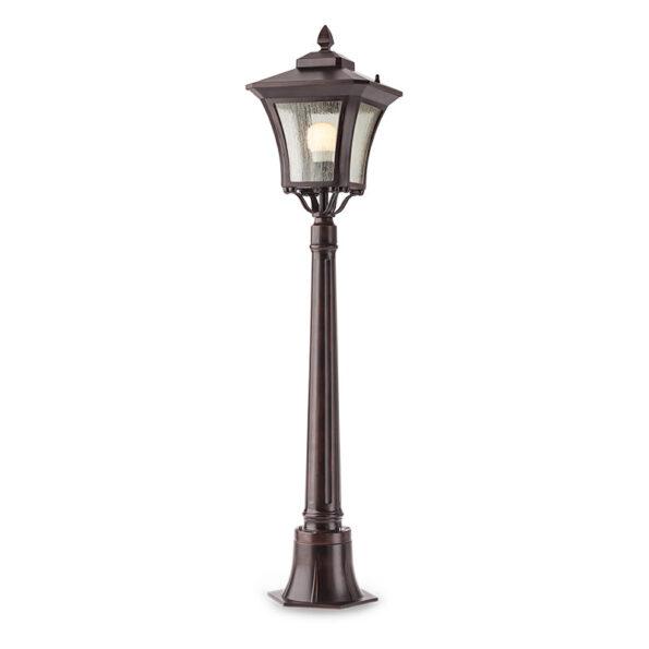 Stâlp pentru iluminat exterior Redo DUBLIN 1155mm