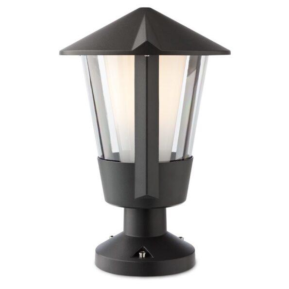 Stâlpișor pentru iluminat exterior Redo HARLEY 364mm