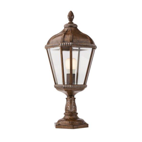 Stâlpișor pentru iluminat exterior Redo ESSEN 566mm