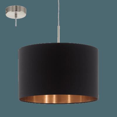 Pendul EGLO-PASTERI-94913-negru-cupru