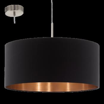 Pendul EGLO-PASTERI-94914-negru-cupru