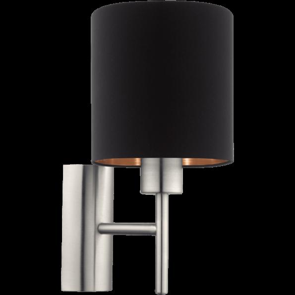Aplica-de-perete-EGLO-PASTERI-95052 negru-cupru