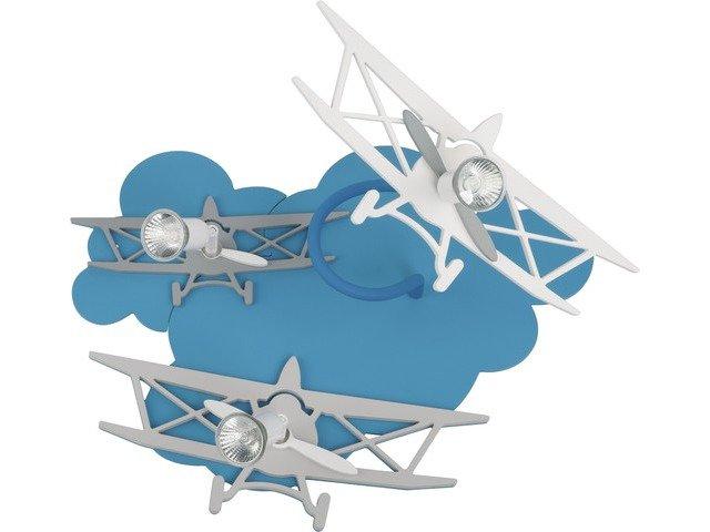 Aplică/plafonieră-avion Nowodvorski Plane Iii  3