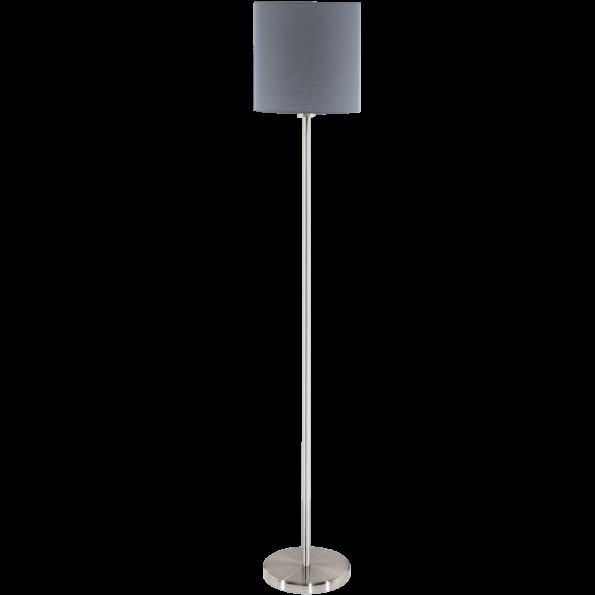 Lampadar-EGLO-PASTERI-95166-nichel-gri
