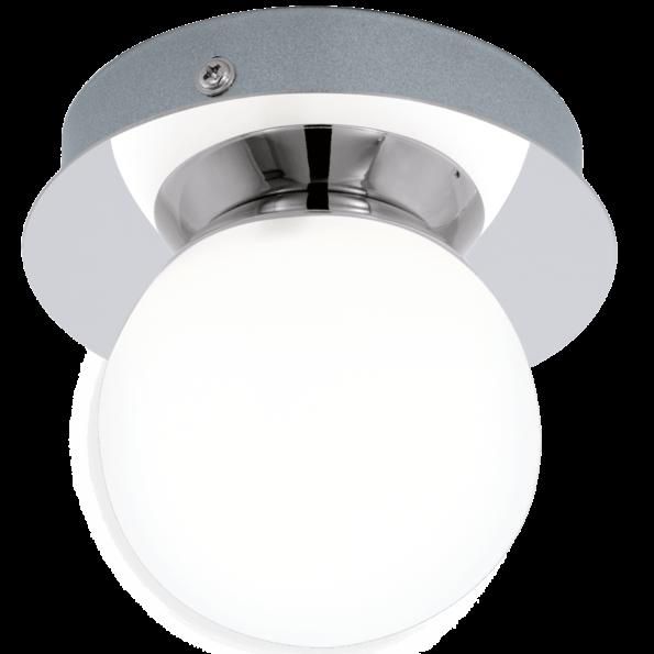 Aplica Plafoniera baie LED Eglo MOSIANO 94626 alb-crom