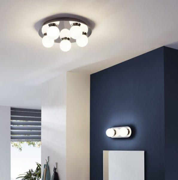 Aplica-Plafoniera-baie-LED-Eglo-MOSIANO-94629-alb-crom