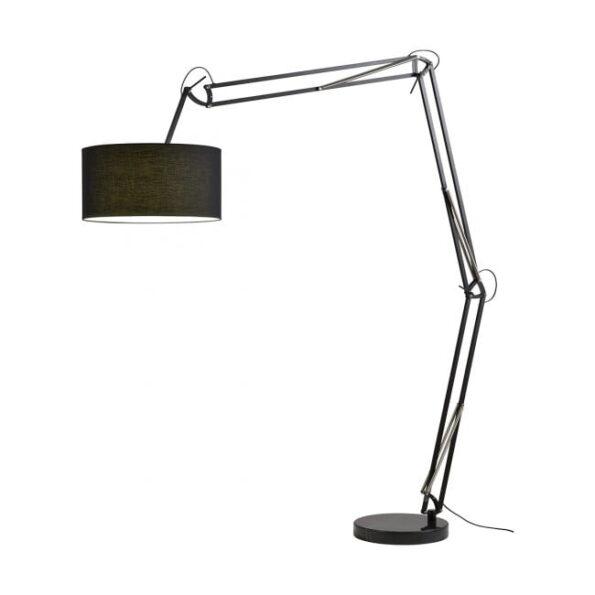 Lampadar-reglabil-REDO-AZAR-02-386-negru
