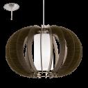 Pendul-EGLO-STELLATO-3-95592-500mm-maro