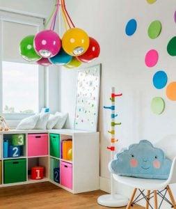 Corpuri de iluminat pentru camera copiilor - Nowodvorski MALWI