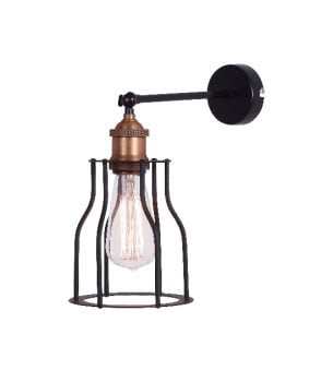 Aplica-de-perete-Zambelis-1457-negru-bronz-industrial