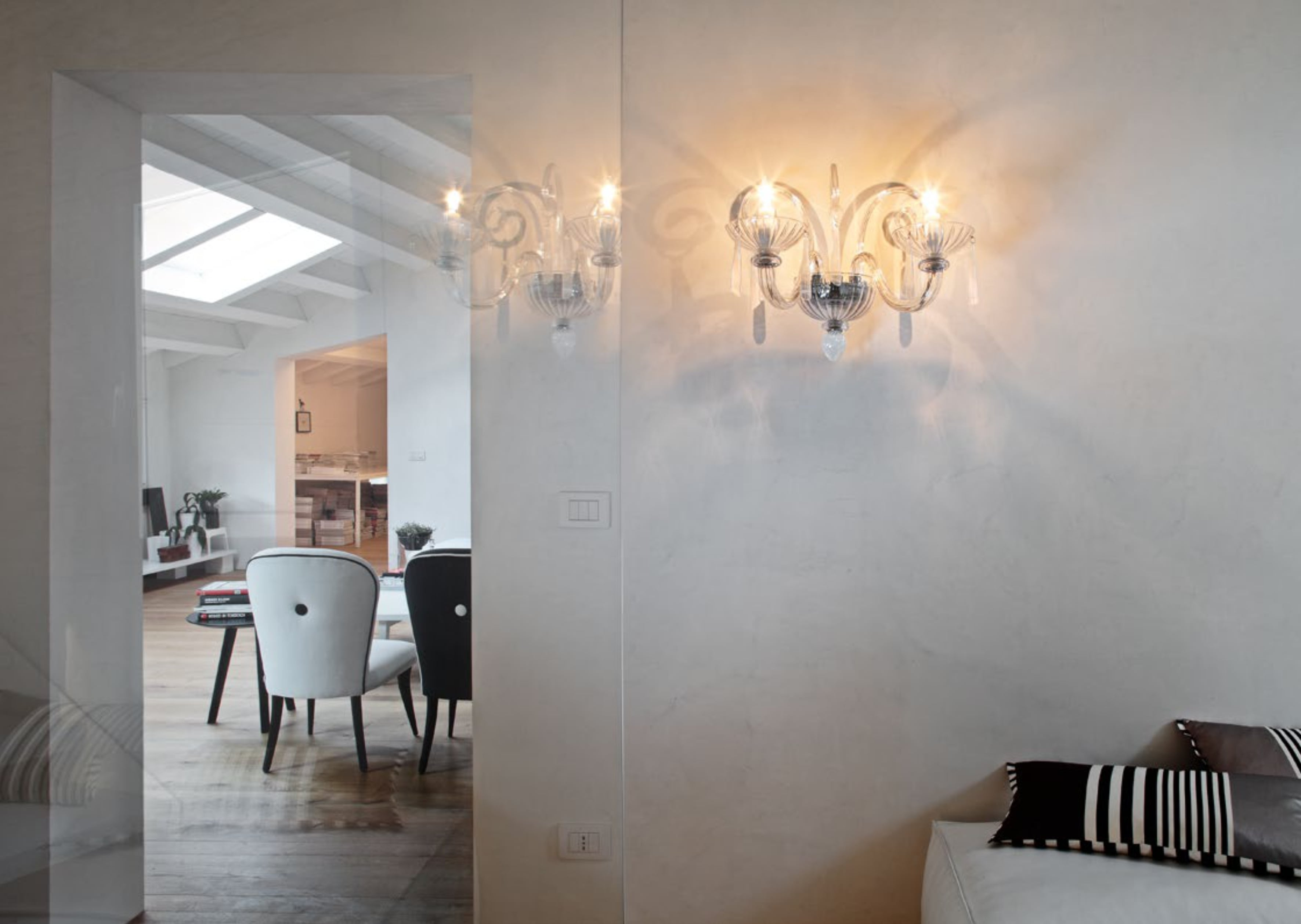 Design si inspiratie - corpuri de iluminat Incanti SOGNO