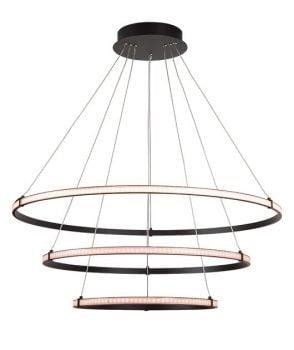Suspensie Candelabru LED Zambelis 1611 90w