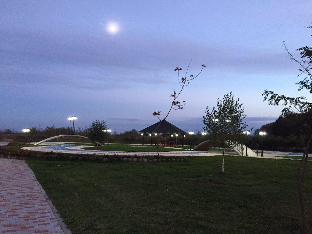 Proiect Annora Lighting iluminat exterior - Complex agrement Laguna Albastra
