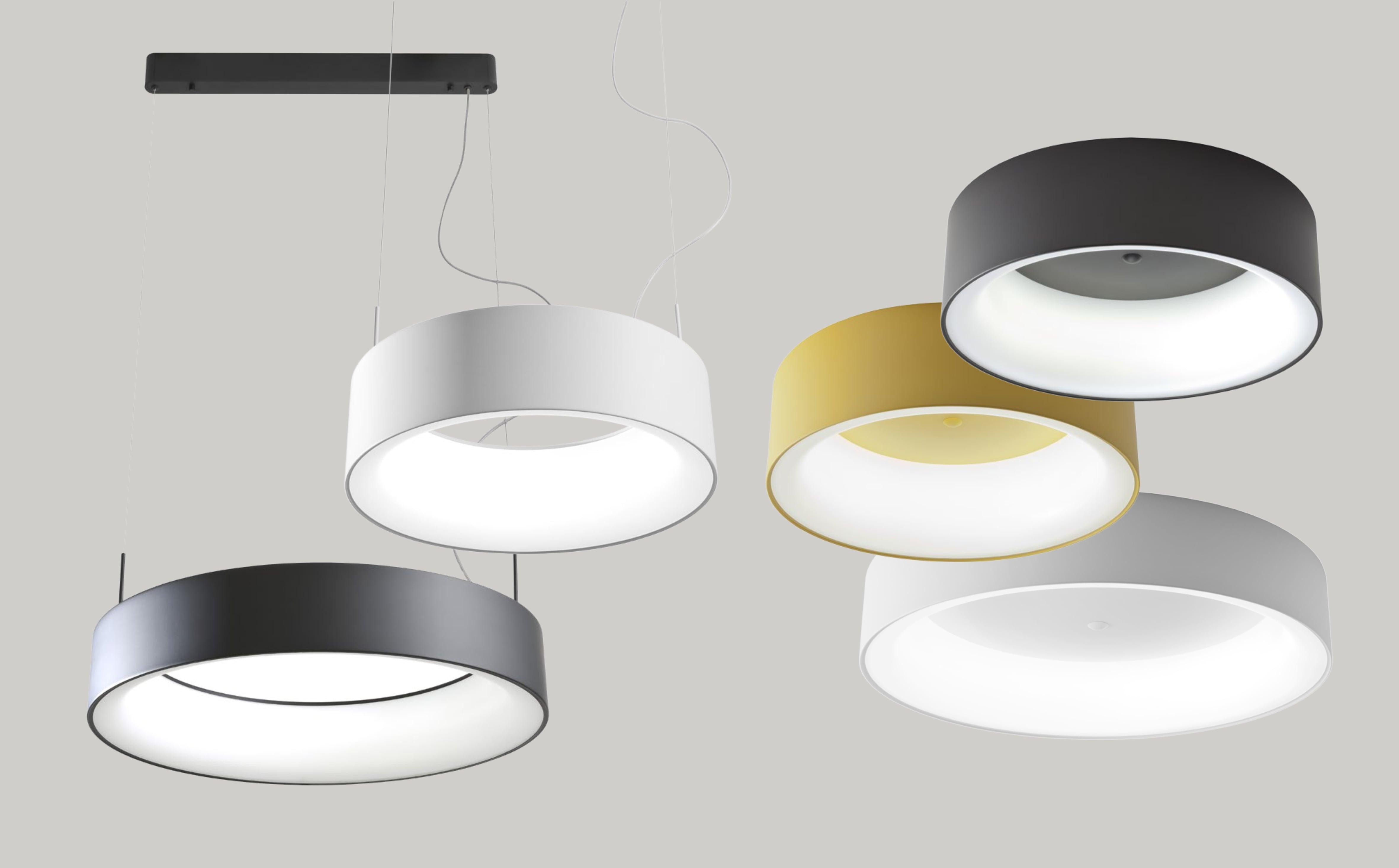 Corpuri de iluminat pentru interior Annora Lighting - Design si inspiratie