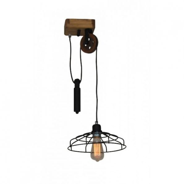 Pendul reglabil Home Lighting DEON, industrial