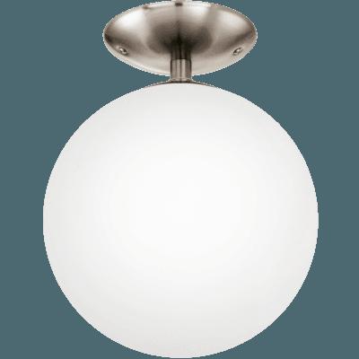 Plafoniera Eglo RONDO 91589 alb opal