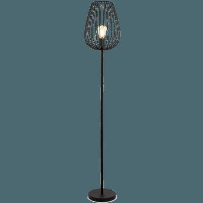 Lampadar Eglo NEWTOWN Ø275mm, negru