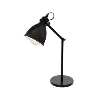 Lampa de birou Eglo PRIDDY 49469 negru