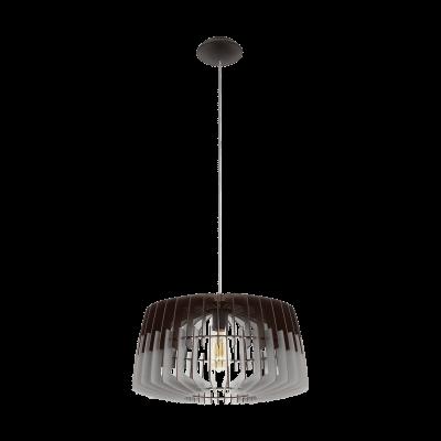 Pendul Eglo ARTANA 96956 480mm, negru-gri