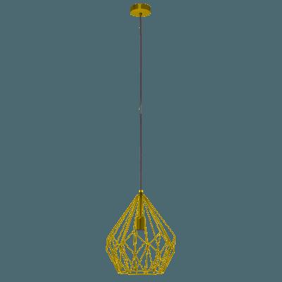 Pendul Eglo CARLTON 49933 310mm auriu