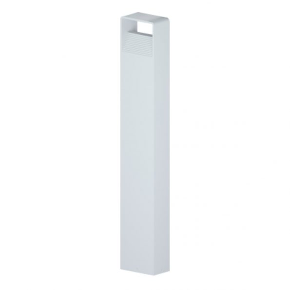 Stalp exterior LED Eglo DONINNI 96499, alb