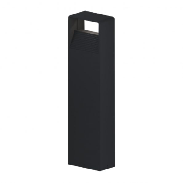 Stalp exterior LED Eglo DONINNI 96502, negru