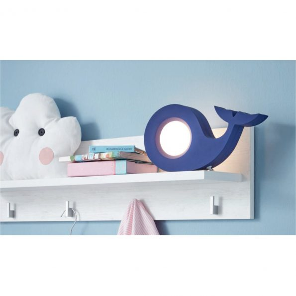 Aplica Veioza LED Eglo WALINA 96858 albastru