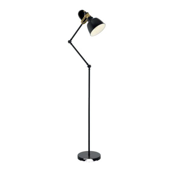 Lampadar Lampa de podea vintage Eglo THORNFORD 49524