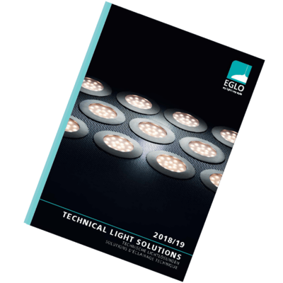 Catalog Eglo Techincal Light Solutions 2018
