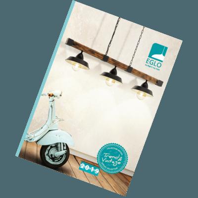 Catalog Eglo Trend & Vintage 2018
