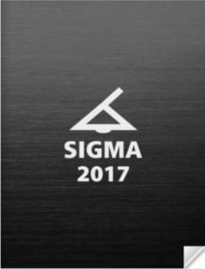 SIGMA Catalog corpuri iluminat 2017